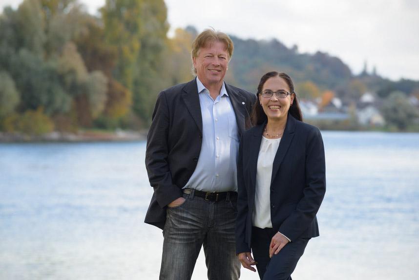 Ann-Chatrin Müller & Wolfram Greis